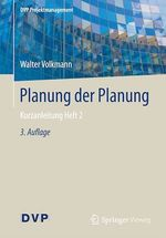 Planung der Planung  - Walter Volkmann