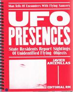 Ufo presences ; state residents report of unidentified flying ; sightings objetcs