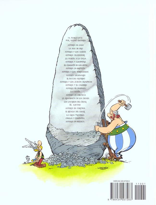 Astérix t.10 ; legionario