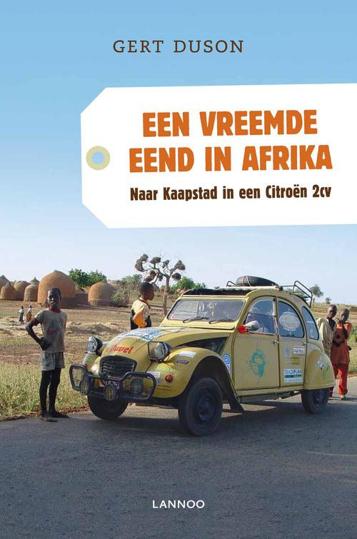 Een vreemde eend in Afrika (E-boek)