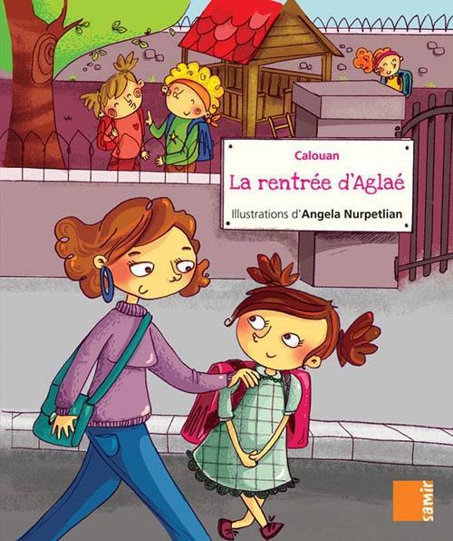 Aux 4 Vents; La Rentree D'Aglae