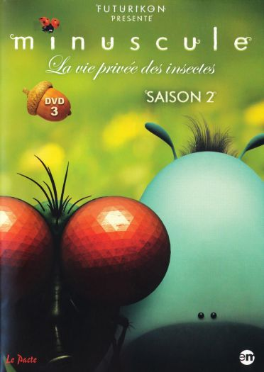 Minuscule (La vie privée des insectes) - Saison 2 - DVD 3
