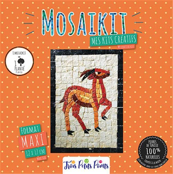 Mosaïkit ; mes kits créatifs ; gazelle