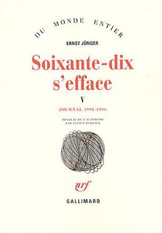 Soixante-Dix S'Efface (1991-1996) T5