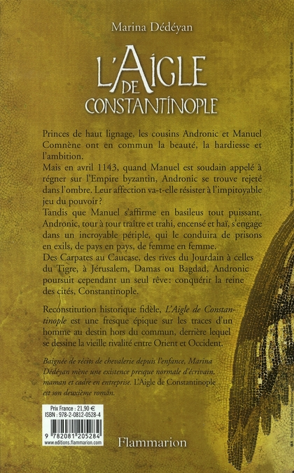 L'aigle de Constantinople