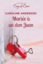 Vente EBooks : Mariée à un don Juan  - Caroline Anderson