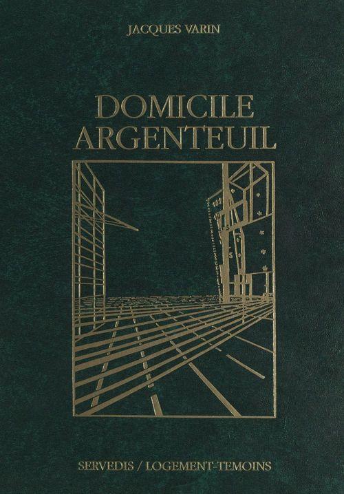 Domicile Argenteuil  - Jacques Varin