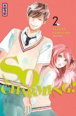 Vente Livre Numérique : So charming ! - Tome 2  - Kazune Kawahara