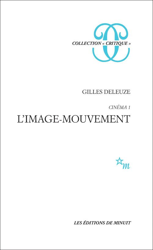 Cinema 1 : image-mouvement