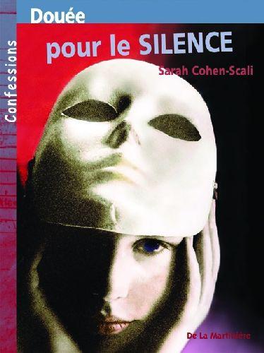 Douee Pour Le Silence Sarah Cohen Scali La Martiniere Grand Format Librairie Gallimard Paris