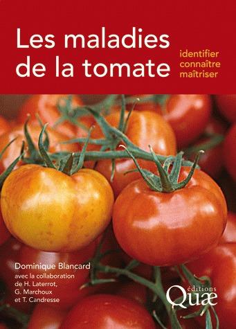 Les maladies de la tomate ; identifier,connaître, maîtriser