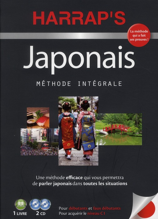 Harrap'S Methode Integrale Japonais