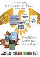 Les Cahiers de lecture de L'Action nationale. Vol. 13 No. 1, Automne 2018