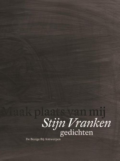 Maak plaats van mij - Stijn Vranken - ebook