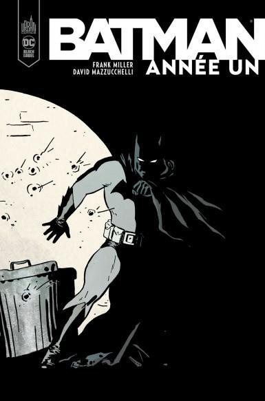 Batman ; année un