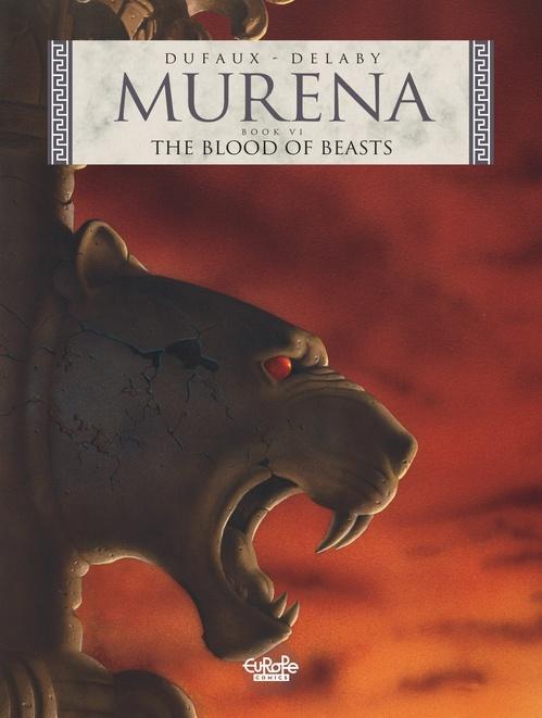 Murena 6. The Blood of Beasts