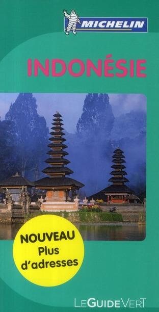 Le guide vert ; Indonésie