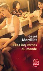 Vente Livre Numérique : Les Cinq Parties du monde  - Gérard Mordillat