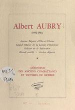 Albert Aubry (1892-1951)  - Alexandre-Marie Desrousseaux (Bracke) - Gaëtan Piédérière - G. Leguen - Édouard Herriot