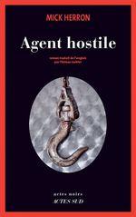 Agent hostile  - Herron Mick
