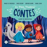 Vente AudioBook : Le petit théâtre des contes  - Hans Christian Andersen - Charles Perrault - Frères Grimm - Karine Lazard
