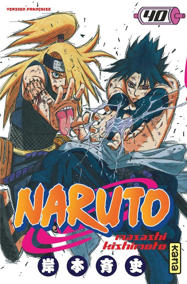 Naruto T40