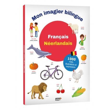 Mon premier imagier bilingue français, néerlandais