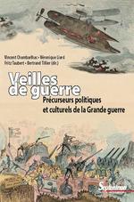 Vente EBooks : Veilles de guerre  - Vincent Chambarlhac - Bertrand Tillier - Véronique Liard - Fritz Taubert