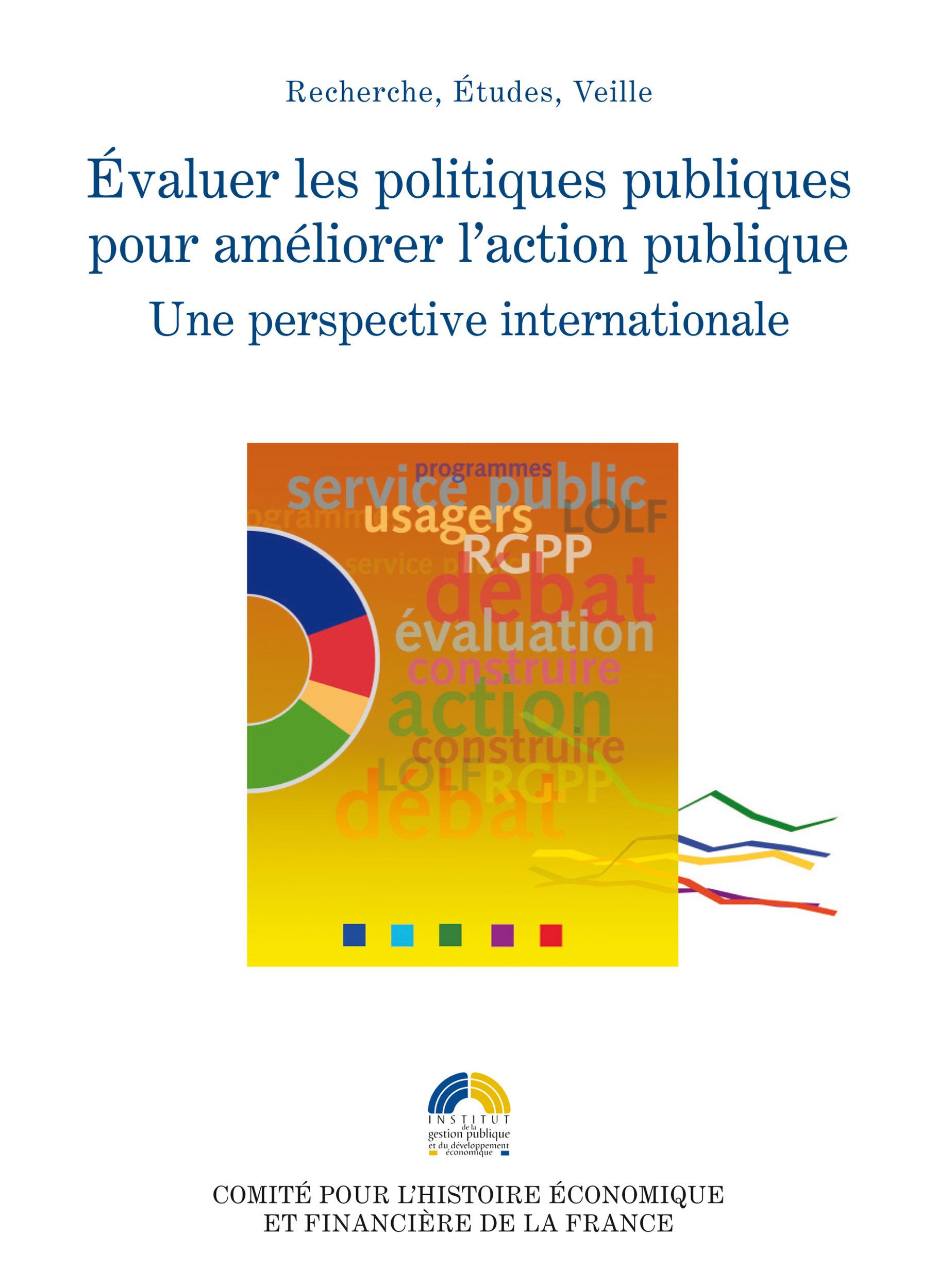 évaluer les politiques publiques pour améliorer l'action publique ; une perspective internationale