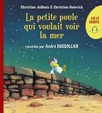 Vente EBooks : Lis et écoute Les P'tites Poules - tome 01 : La petite poule qui voulait voir la mer  - Christian Jolibois - Christian Heinrich
