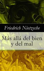 Vente Livre Numérique : Más allá del bien y del mal  - Friedrich Nietzsche