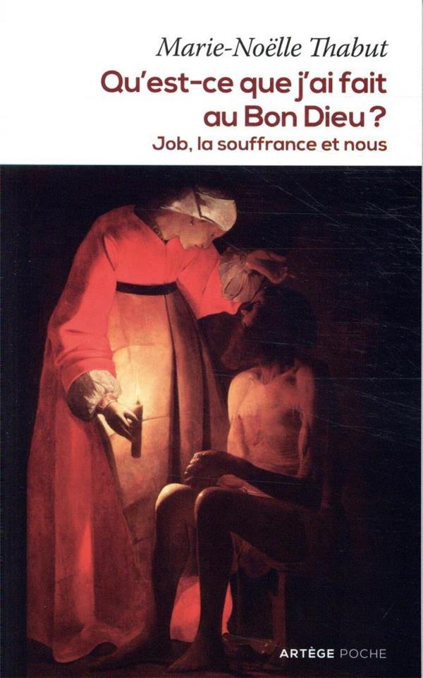 Qu'est-ce que j'ai fait au Bon Dieu ? ; Job, la souffrance et nous