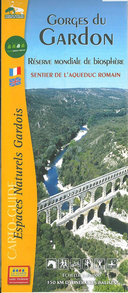 Gorges du Gardon, réserve mondiale de biosphère