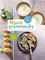 Vente Livre Numérique : Algues gourmandes  - Régine Quéva - Catherine Le Joncour