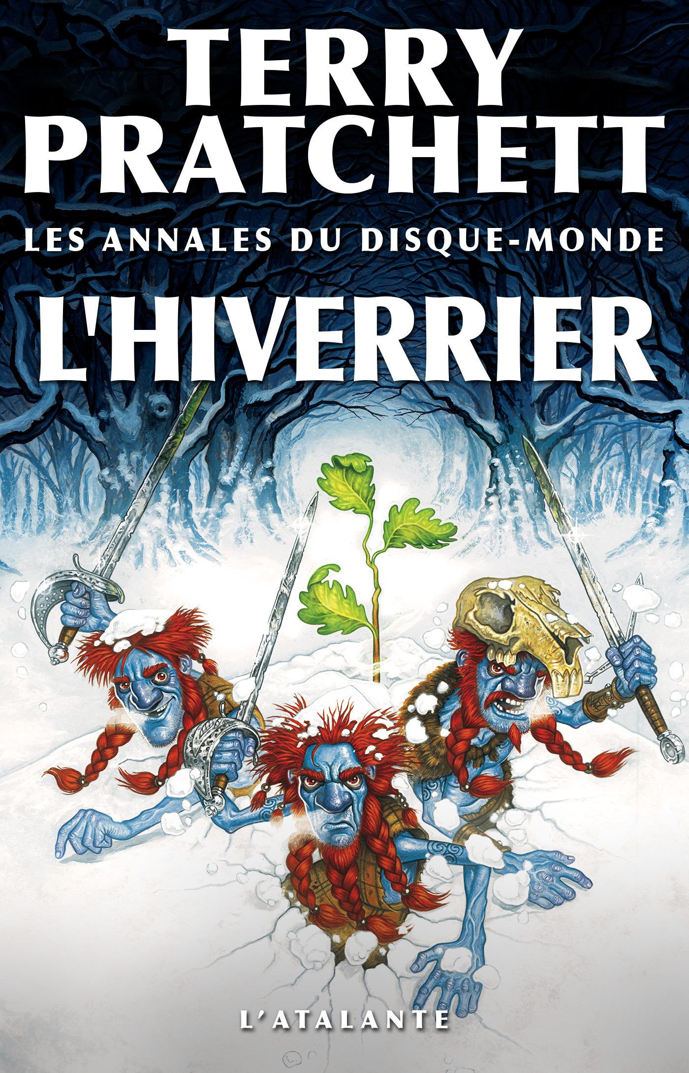 L'hiverrier ; un roman du Disque-Monde