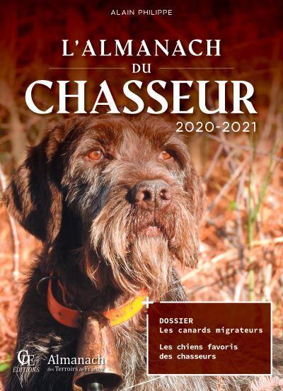 Almanach du chasseur (édition 2020/2021)
