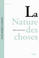 Vente EBooks : La Nature des choses  - Jean-Pierre Luminet