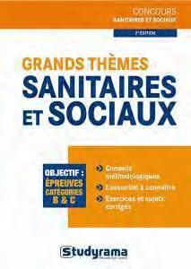 Grands Themes Sanitaires Et Sociaux (2e Edition)