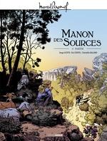 Vente Livre Numérique : Manon des sources T.2  - Eric Stoffel - Serge Scotto - Christelle Galland