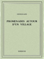 Vente Livre Numérique : Promenades autour d´un village  - George Sand