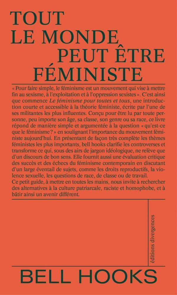 Tout le monde peut être féministe