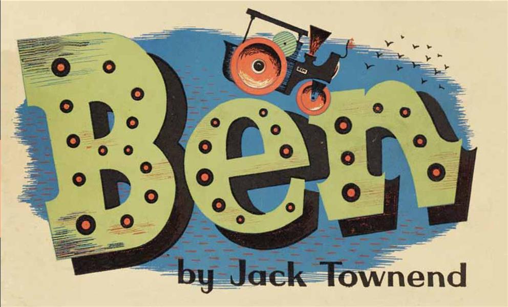 Jack townend ben /anglais