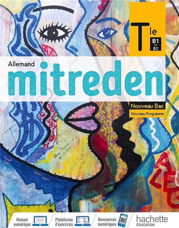 Mitreden ; allemand ; terminales ; livre de l'élève (édition 2020)