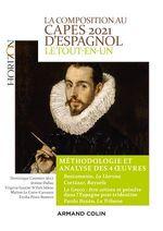 Vente EBooks : La composition au CAPES d'espagnol 2021 - Le tout-en-un  - Collectif