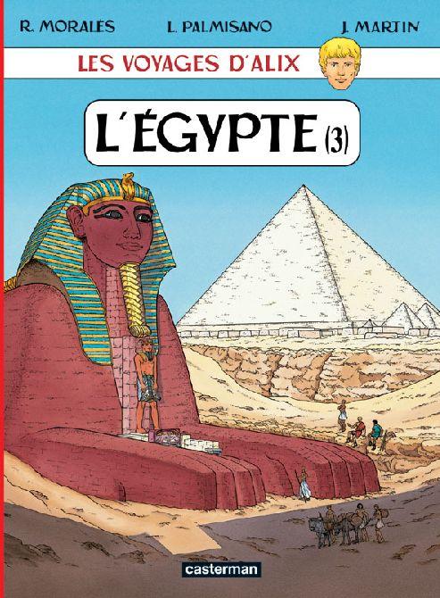 Les voyages d'Alix ; l'Egypte t.3