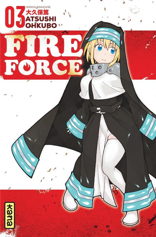 Fire force T.3