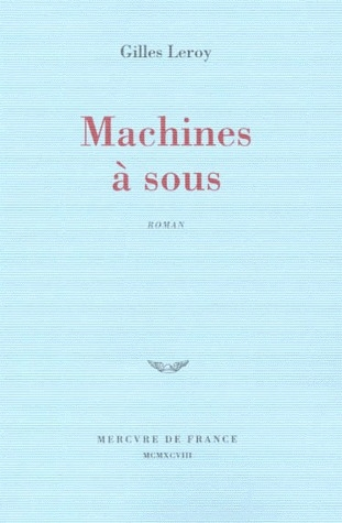 Machines A Sous Roman