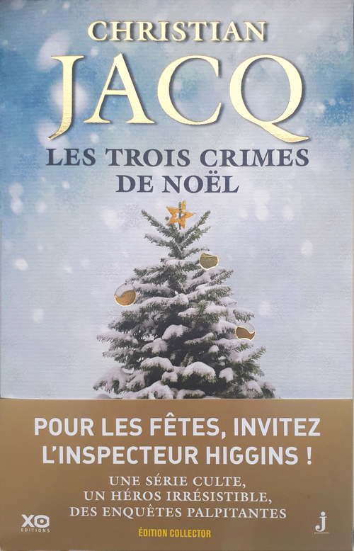 Les enquêtes de l'inspecteur Higgins - tome 3 Les trois crimes de Noël