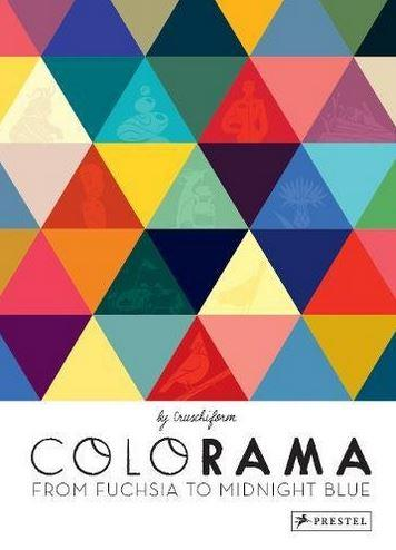 Colorama ; from fuchsia to midnight blue