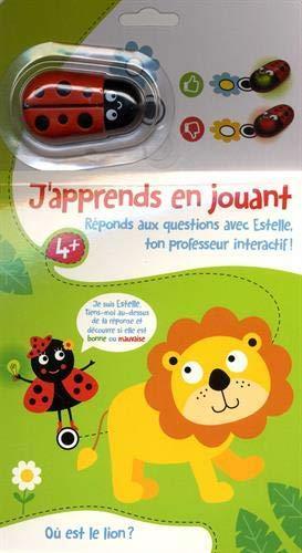 j'apprends en jouant ; où est le lion ?